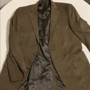 Club Room greenish gray blazer